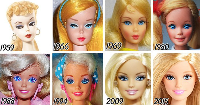 evolucion-barbie